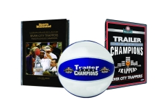sports illustrated trappers dvd and book